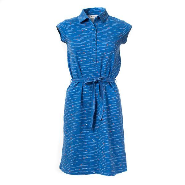Kleid Tess - Ozean