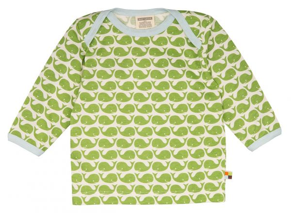 Shirt Langarm - Moos Wal