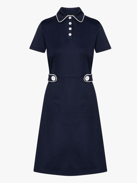 A Trip To Paris - Dress - Uni Navy